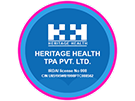 Heritage Health TPA Insurance in Coimbatore
